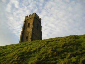 Glastonbury Tor from Below