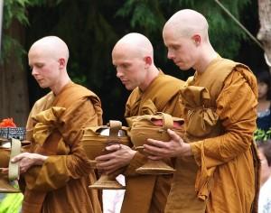 Bhikkhu Ordination at Chithurst Monastery, UK