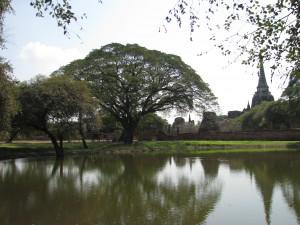 Ancient Capital of Ayutthaya